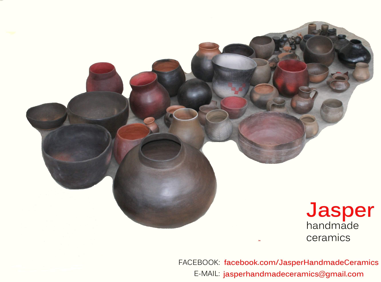 Jasper handmade ceramics